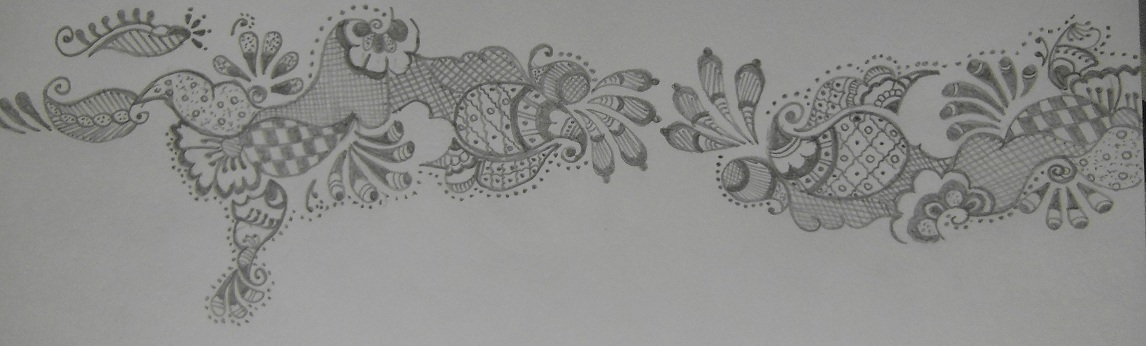 New Self made Mehndi Design sketch by me – Welcome to Mehndi Design